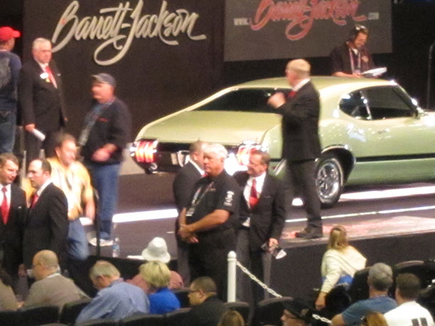 Barrett-Jackson Auction January 2014